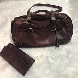 Etienne Aigner Bag and Wallet